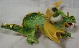 "Folkmanis Nice Shiny Dragon Finger Puppet 12"" Plush Stuffed Animal Toy - $29.70"