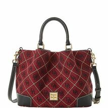 Beautiful. DOONEY and BOURKE Maxi Quilt Paige  Brenna Crossbody/Tote Bag... - $269.00