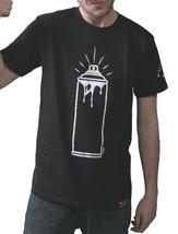 Entree Lifestyle Brooklyn New York Religieuse Spray Can Graffiti Black/T-Shirt