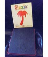 Sizzix Original Cuts Die #38-0183 Palm Tree - $10.00