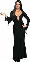Rubies The Addams Family Morticia Plus Size Womens Halloween Costume 17526 - $51.97