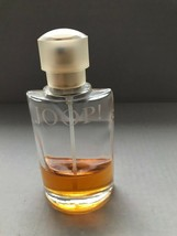 Joop Eau de Toilette Made in France Open Used Spay Bottle of Vintage Fra... - $19.99