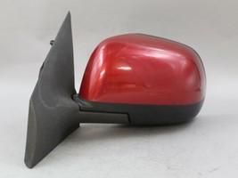 12 13 14 Nissan Versa Left Red Driver Side Power Door Mirror Oem - $59.39