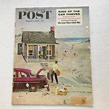 Saturday Evening Post Magazine August 11 1956 Back-Issue Magazine - $9.99