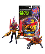 1997 Transformer Beast Wars Fuzors Series Deluxe Class Evil Predacon INJECTOR  - $59.99