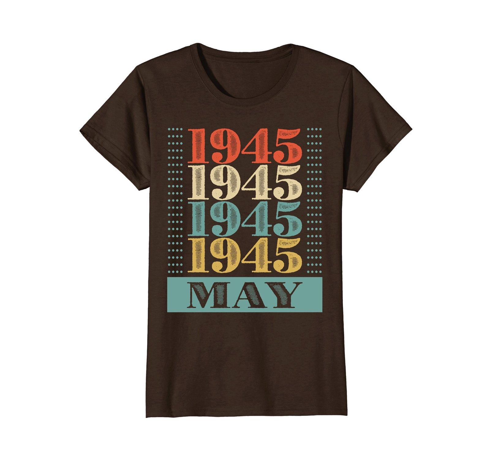 Funny Shirts - Retro Classic Vintage May 1945 73rd Birthday Gift 73 yrs old Wowe image 5