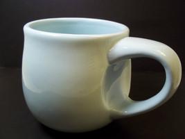 Starbucks Powder Blue Chubby coffee mug 2005 16 oz - $9.70
