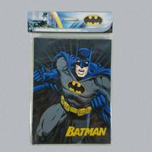 Batman Diary 40 Pages Monogram International Sealed NIP NEW - $5.94