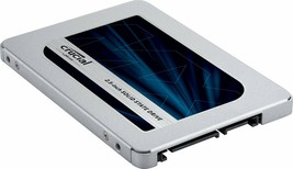 Crucial MX500 250GB 3D NAND SATA 2.5 inch 7mm Internal SSD - $45.53