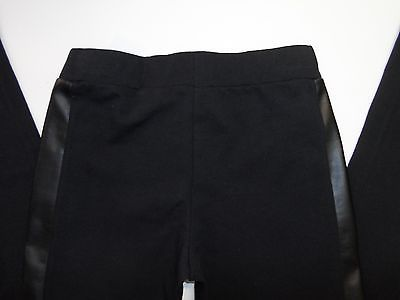 Nordstrom RID Faux Leather Panelled Legging Black Size S-$44 image 8