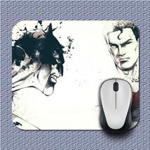 Batman Superman Vintage Mouse pad New Inspirated Mouse Mats Ac8 - $6.99