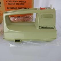 GE M24 Hand Mixer Avocado Green - $39.59