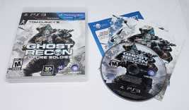 Tom Clancy's Ghost Recon Future Soldier for the PS3 PlayStation 3 Used C... - $5.37