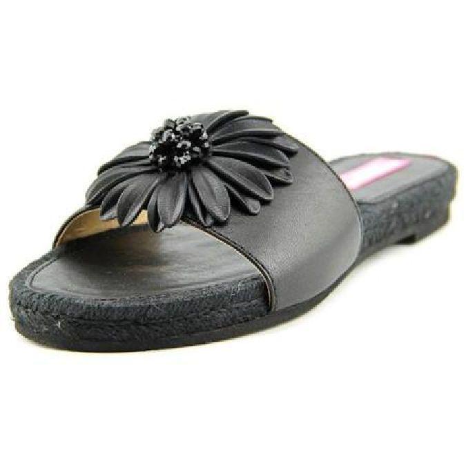 9000c3c7e4a Isaac Mizrahi Magnolia Leather Sandals Slide and 50 similar items
