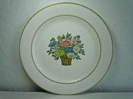 Metlox Poppytrail Flower Basket Dinner Plate - $6.30