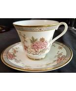 Royal Doulton Canton Vintage Bone China Tea Cup & Saucer (multiple avail... - $32.71