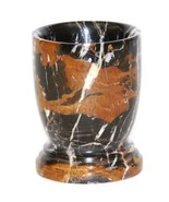 Natural Luxurious Imported Michelangelo Marble Bathroom Tumbler Cup - $13.98
