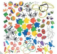 100 pc - Small Toy Assortment #WS5-900 - $16.95