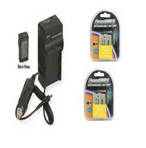 Two 2 BP110 Batteries + Charger for Canon HFR205 HFR206 HF R20 HF R21 HF R26 - $48.54