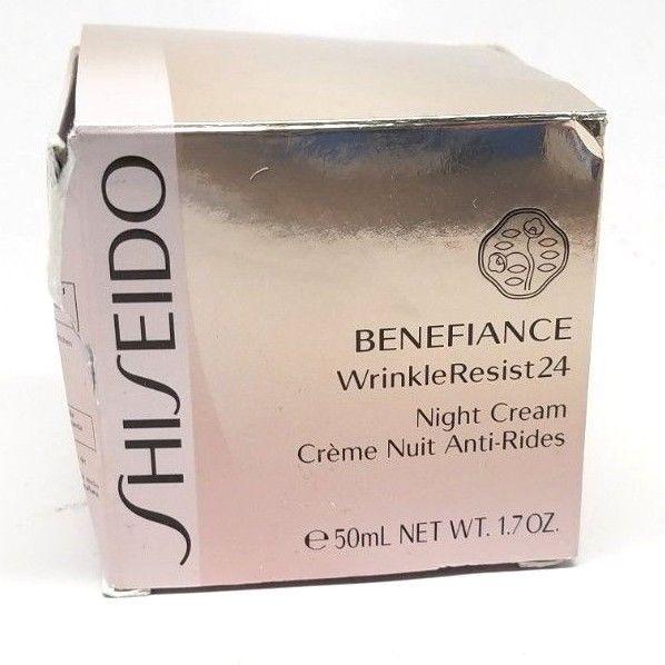 Shiseido Benefiance WrinkleResist24 Night Cream 1.7 Ounce