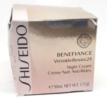 Shiseido Benefiance WrinkleResist24 Night Cream 1.7 Ounce - $42.99
