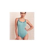 Adore Me Migdalia Bodysuit Smoke Blue Size S NWT - $18.81