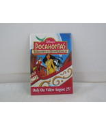 Vintage Disney Pin - Pochahontas Journey to a New World - Video Release Pin - $15.00