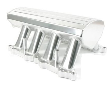 A-TEAM PERFORMANCE EFI FABRICATED INTAKE MANIFOLD 11-14 Ford 5.0L COYOTE