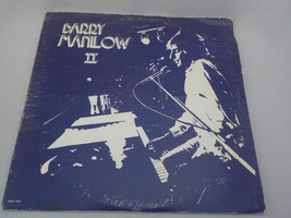 "Barry Manilow ""Barry Manilow II"" Vinyl LP 12"" Record R-123765 - $1.99"
