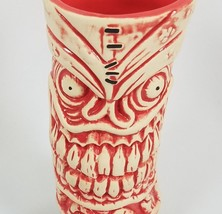 Lava Letch Mug Frankie's Tiki Room Bigtoe Monster and Swizzle Las Vegas - $39.55