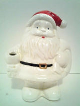 Vintage Russ Berrie Santa Bank Item #5958 - $10.32