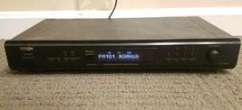 Denon TU-1500RD Black AM/FM Stereo TunerJapan - Working - $121.54