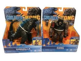 Toho Toys Godzilla vs Kong Movie Monsterverse Kong & Godzilla - $39.59