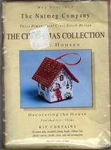 Meg Evershed 3D Three Dimensional Cross Stitch Kits Santa Houses U Pick - $19.47