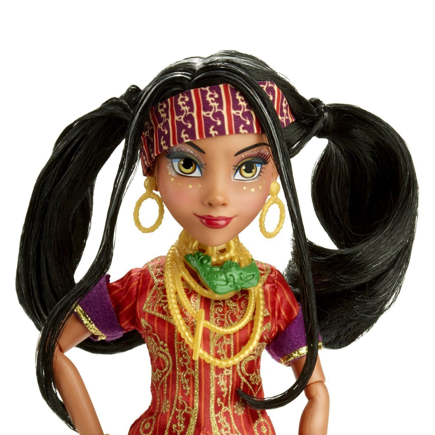 Image 4 of Disney Descendants Villain Genie Chic Freddie IE Doll Isle of the Lost
