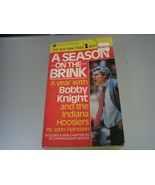 A Season on the Brink: A Year With Bobby Knight (1987, Paperback) - $4.94