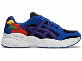 Asics Man Sneakers Blue Shoes Multicoloured fw19 Gel-Bnd - $111.49