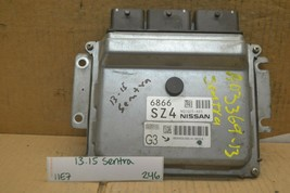 2013-2015 Nissan Sentra 1.8L Engine Control Unit ECU BEM404300A1 Module ... - $9.99