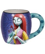 A Nightmare Before Christmas Sally Holding a Rose 16 oz Ceramic Oval Mug UNUSED - $14.46