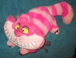 Disney Store Plush Alice in Wonderland Cheshire Cat Medium 18 inch. - $27.49