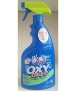 Woolite Oxy Deep Spot & Stain Carpet Cleaner 22 Oz.- Discontinued New - $34.65