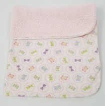 Kids Line Carters Butterfly Plush Baby Girl Blanket Pink 32 X 38 - $29.69