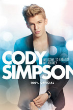 Cody Simpson Signed Welcome to Paradise My Journey  by Cody Simpson - $18.99
