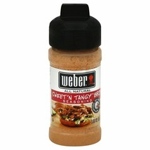 WEBER Seasoning BBQ (Barbecue) SWEET & TANGY (Sweet N Tangy) , 3 OZ (oun... - $5.86