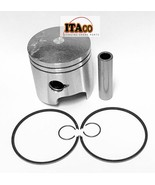 Piston Kit Ring Set For Suzuki Outboard DT 9.9HP 15HP 15 12110-93120 931... - $35.44