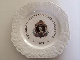"""Vintage Lord Nelson Pottery - England """"Queen Elizabeth II Silver Jubilee... - £16.60 GBP"""