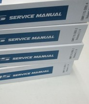 2017 Chevy Equinox GMC Terrain Service Shop Workshop Repair Manual Set NEW - $494.99