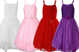 Flower Girls Party Dress Baby Christening Dress 6 9 12 18 24 2-3 Years - $18.76+