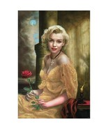Marilyn Monroe Gothic Wall Poster Art 24x36 Free Shipping - $14.50