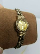 Vintage Tecnibond Ladies Watch Gold Rope Runs image 11